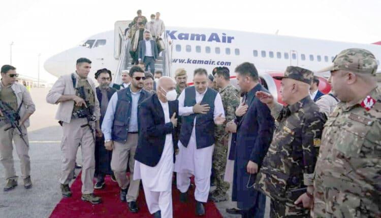 Ashraf Ghani, Präsident von Afghanistan