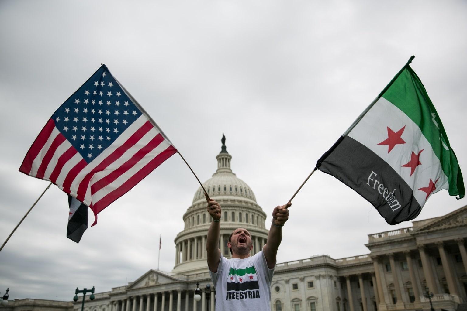 أمريكا قد تنسحب من سوريا