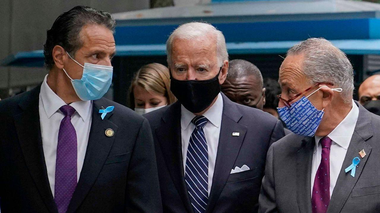 أندرو كومو حاكم نيويورك قدم استقالته بعد اتهامه بالتحرش بحوالي 12 امرأة