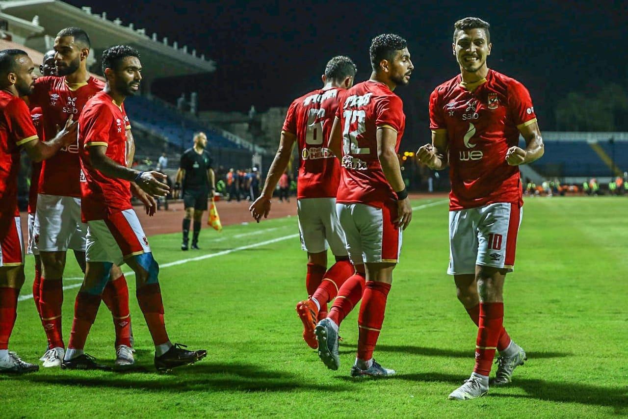 الأهلي يسقط في فخ التعادل أمام الإسماعيلي في قمة الدوري المصري (فيديو)