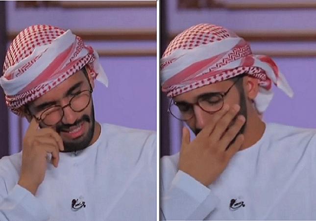 الاعلامي الاماراتي أحمد خميس