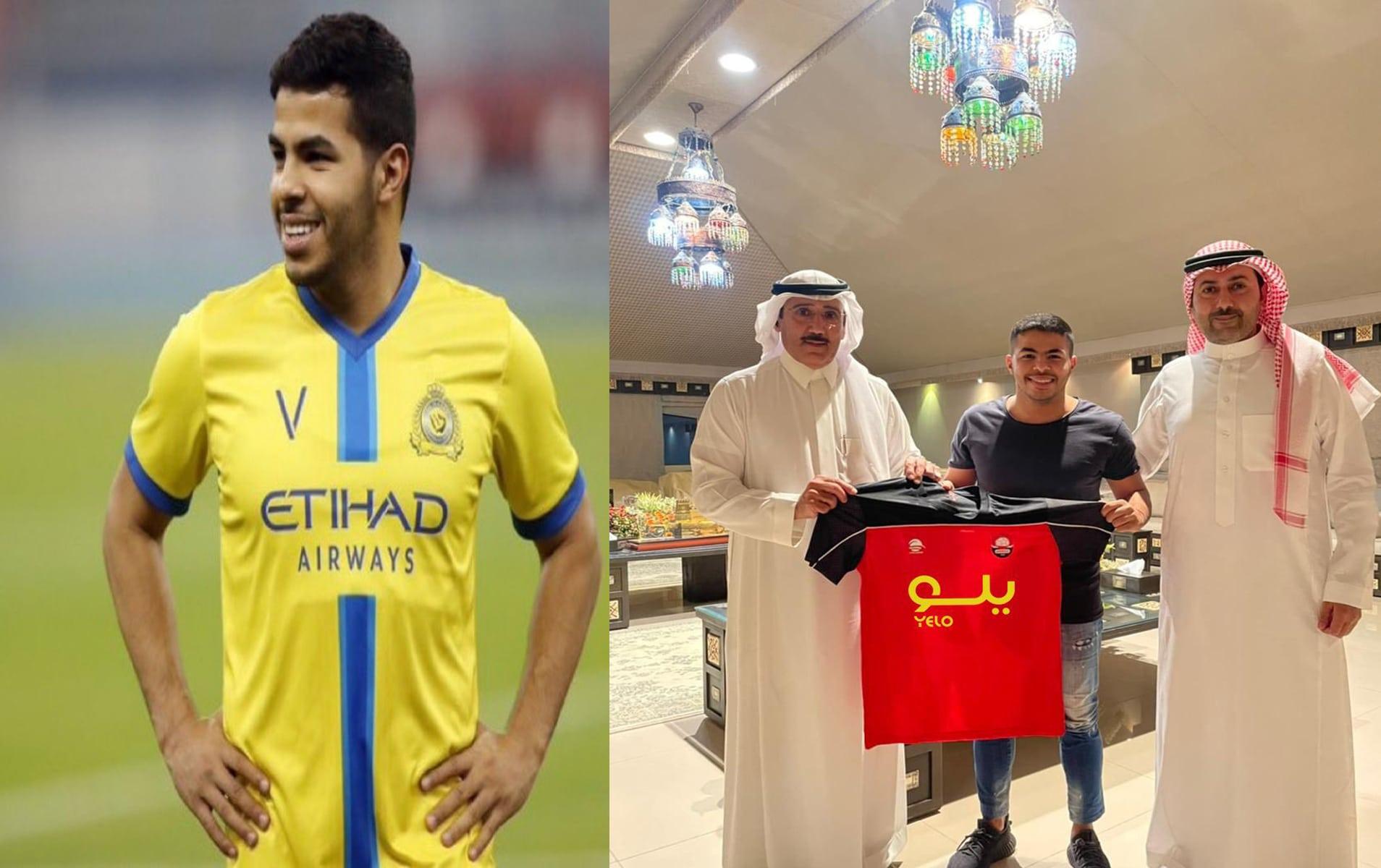 الرائد السعودي يوقع رسميًا مع نجم النصر السابق يحيى الشهري (فيديو)