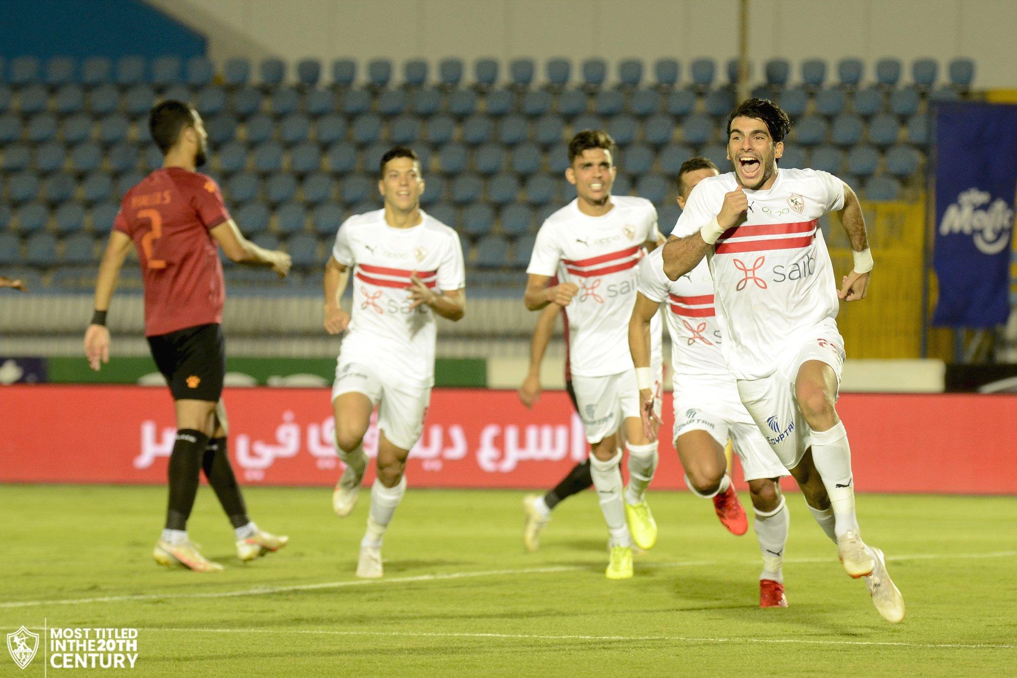 الزمالك يقترب من حسم لقب الدوري المصري وسط ملاحقة غريمه الأهلي (فيديو)