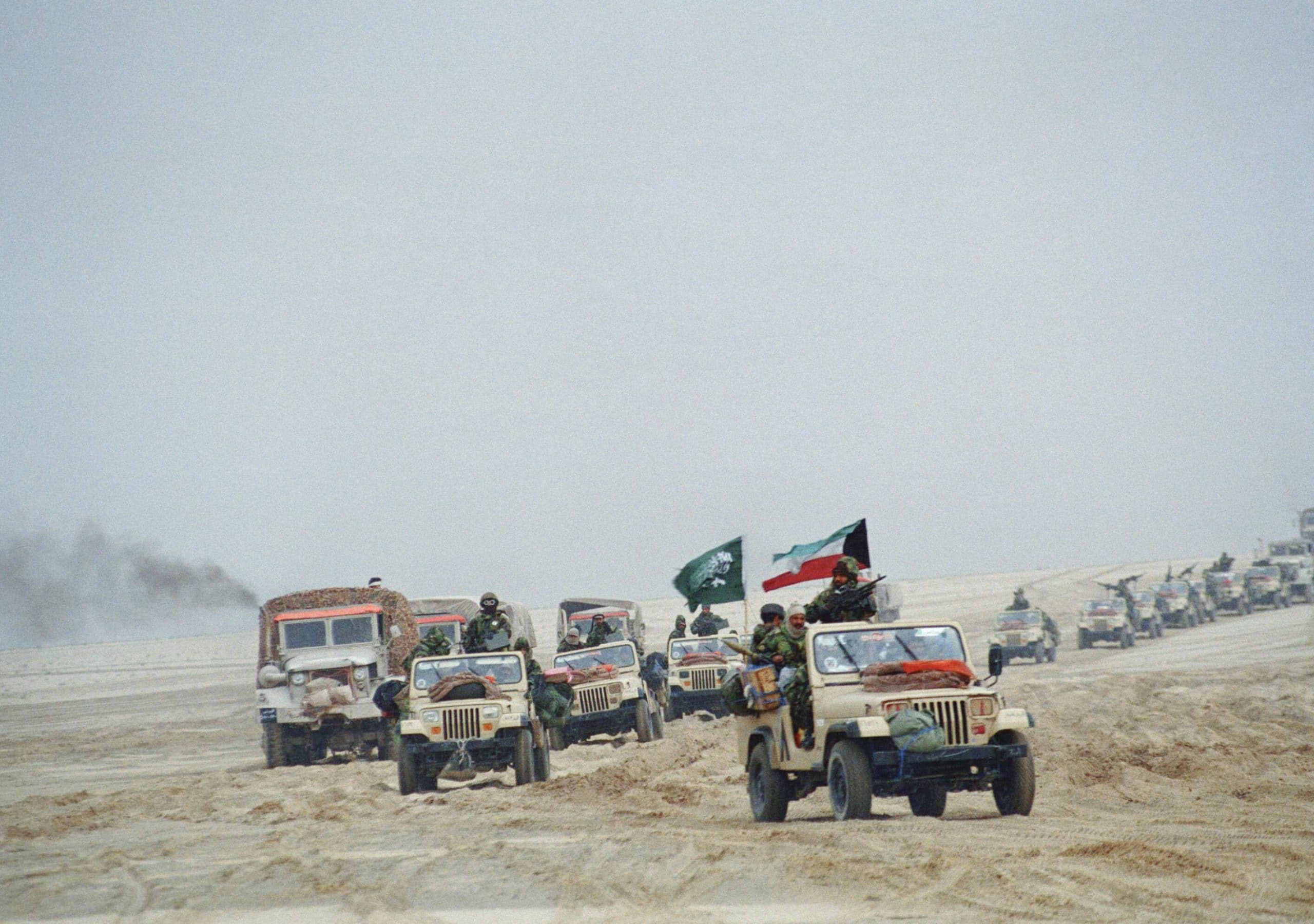 غزو العراق للكويت