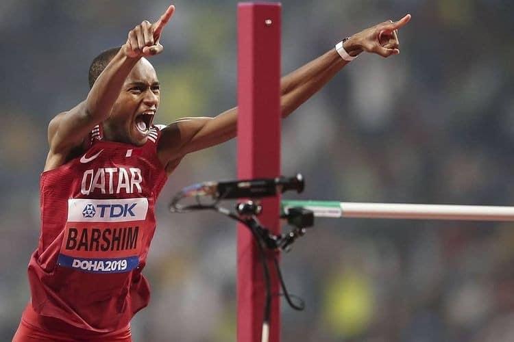 القطري معتز برشم وتحقيق الميدالية الذهبية في أولمبياد طوكيو