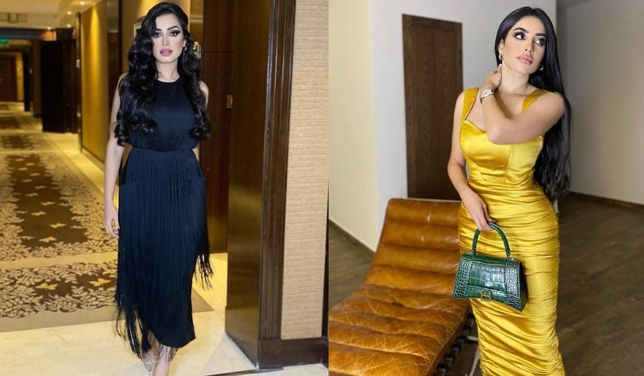 المهرة البحرينية تحول عيد ميلادها لحفل زفاف وتستعراض هدايا باهظة الثمن وغريبة