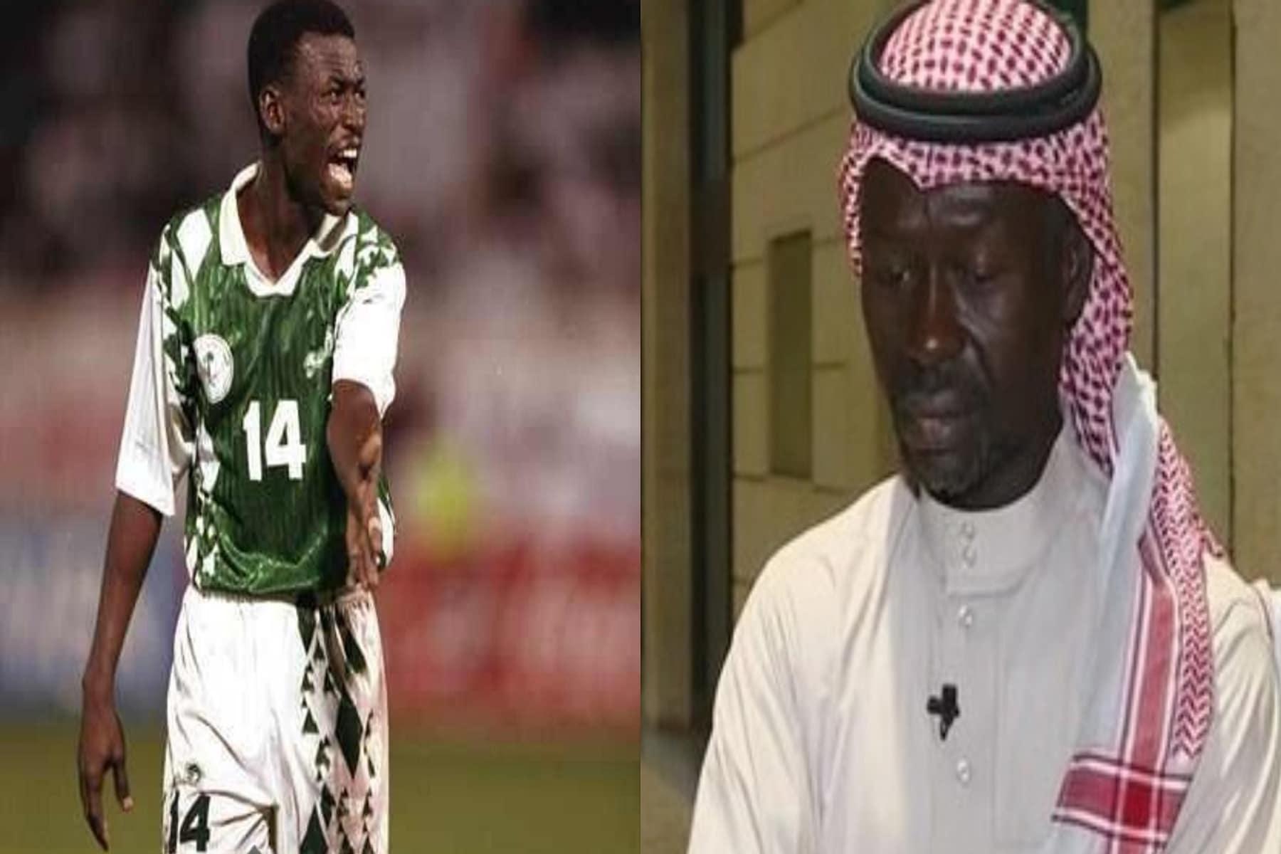 النجم السعودي خالد مسعد والضجة عبر السويشال ميديا