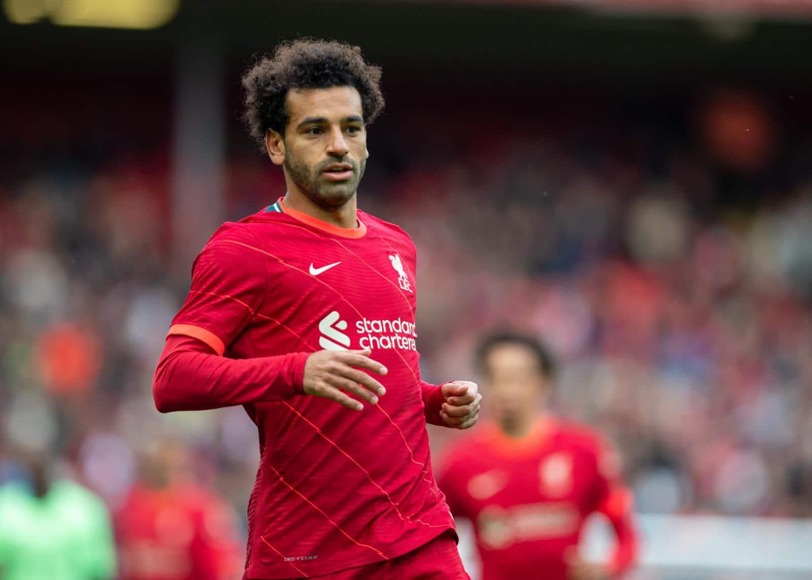 محمد صلاح وشرطه لتجديد عقده مع ليفربول الإنجليزي