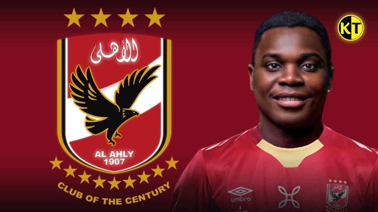 لويس ميكيسوني والتعاقد مع فريق الأهلي المصري