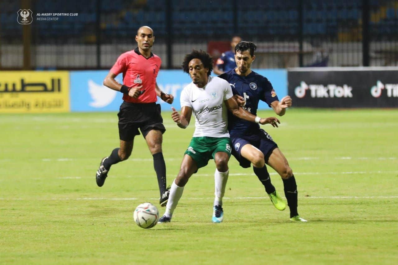 بيراميدز يواصل تعثره في الدوري المصري بعد خسارته أمام المصري البورسعيدي (شاهد)