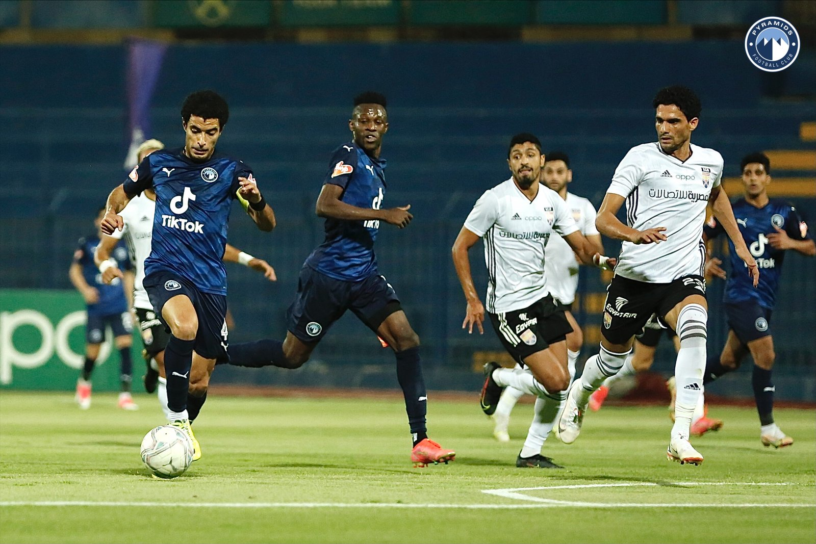 ترتيب الدوري المصري بعد فوز بيراميدز وتعثر المصري البورسعيدي