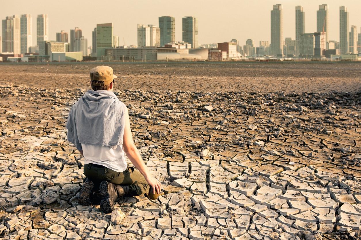 جفاف الشرق الأوسط