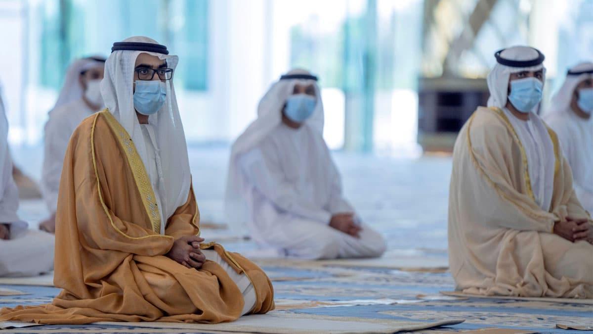 حكام الإمارات