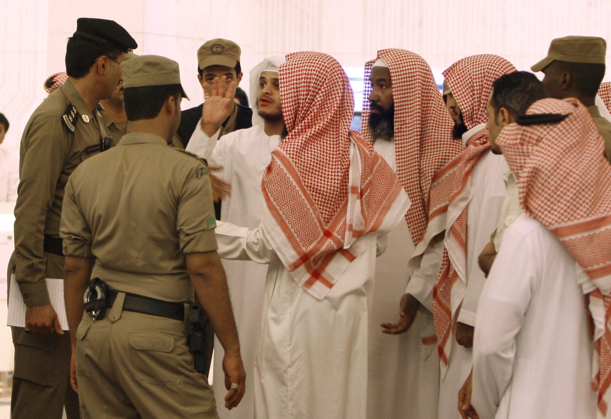 حملة اعتقالات سعودية