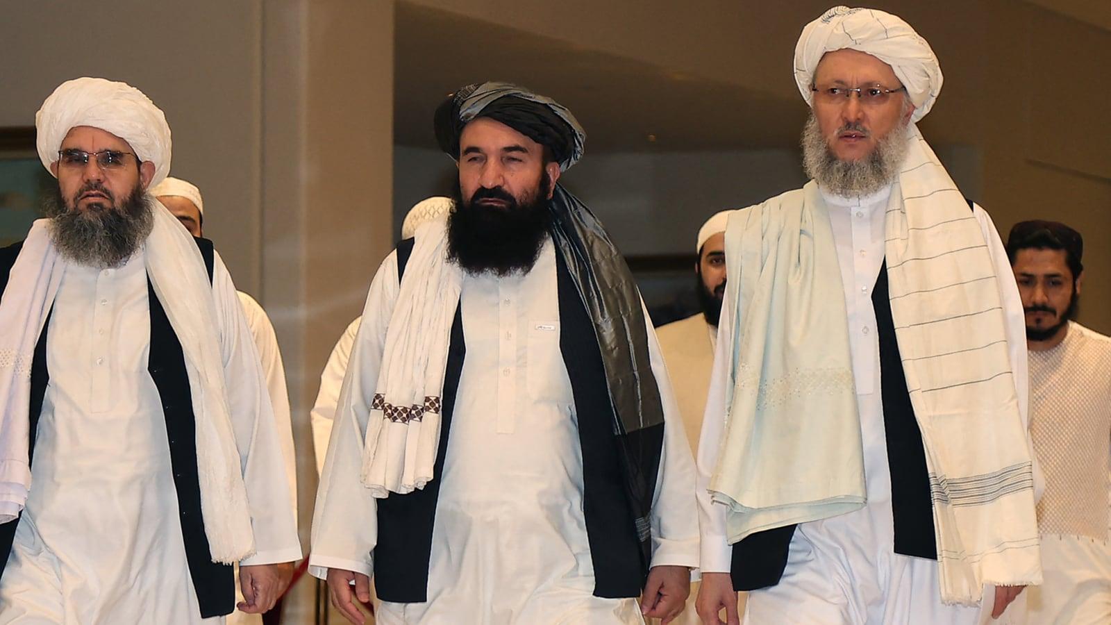 خير الله خيرخوا احد قيادات طالبان الخمسة