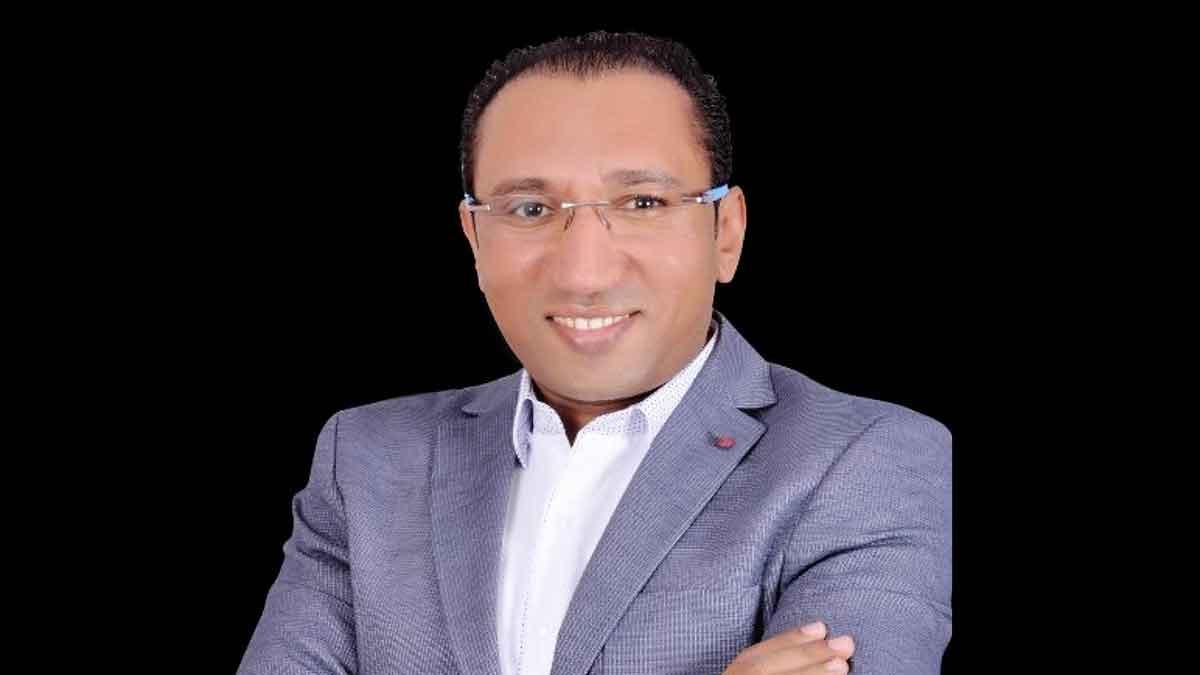 اعتقال الصحفي في قناة الجزيرة ربيع الشيخ