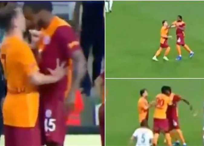 مباراة غلطة سراي وغيرسون سبور في الدوري التركي