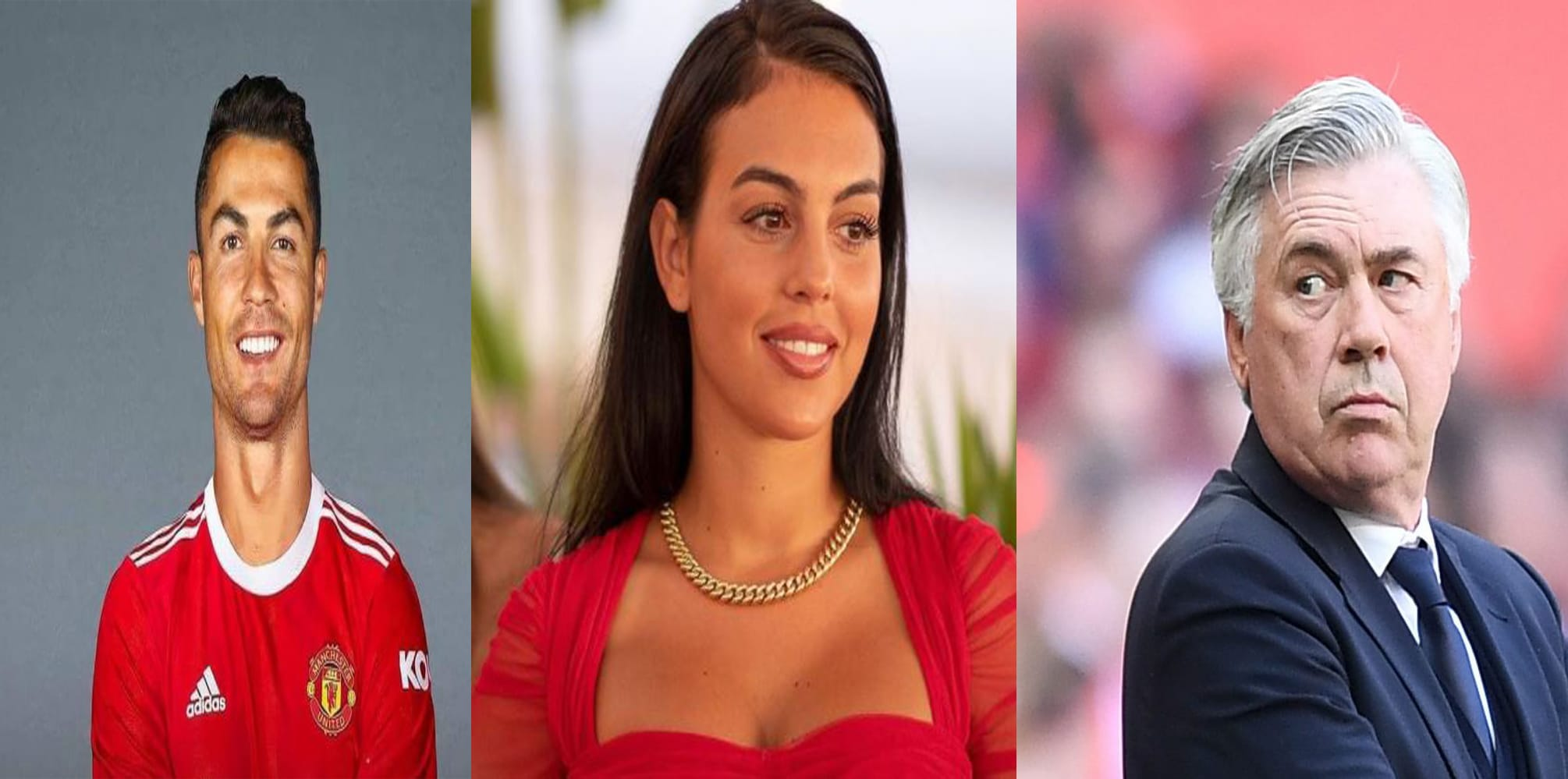 عارضة الأزياء الإسبانية جورجينا والرد على مدرب ريال مدريد أنشيلوتي