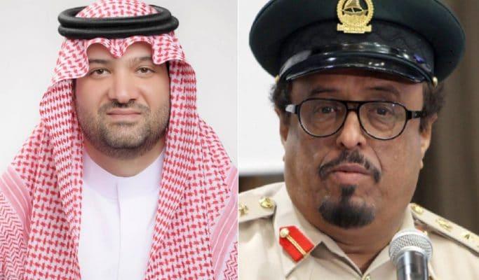 ضاحي خلفان يستفز الأمير سطام بن خالد آل سعود بتغريدة عن إيران