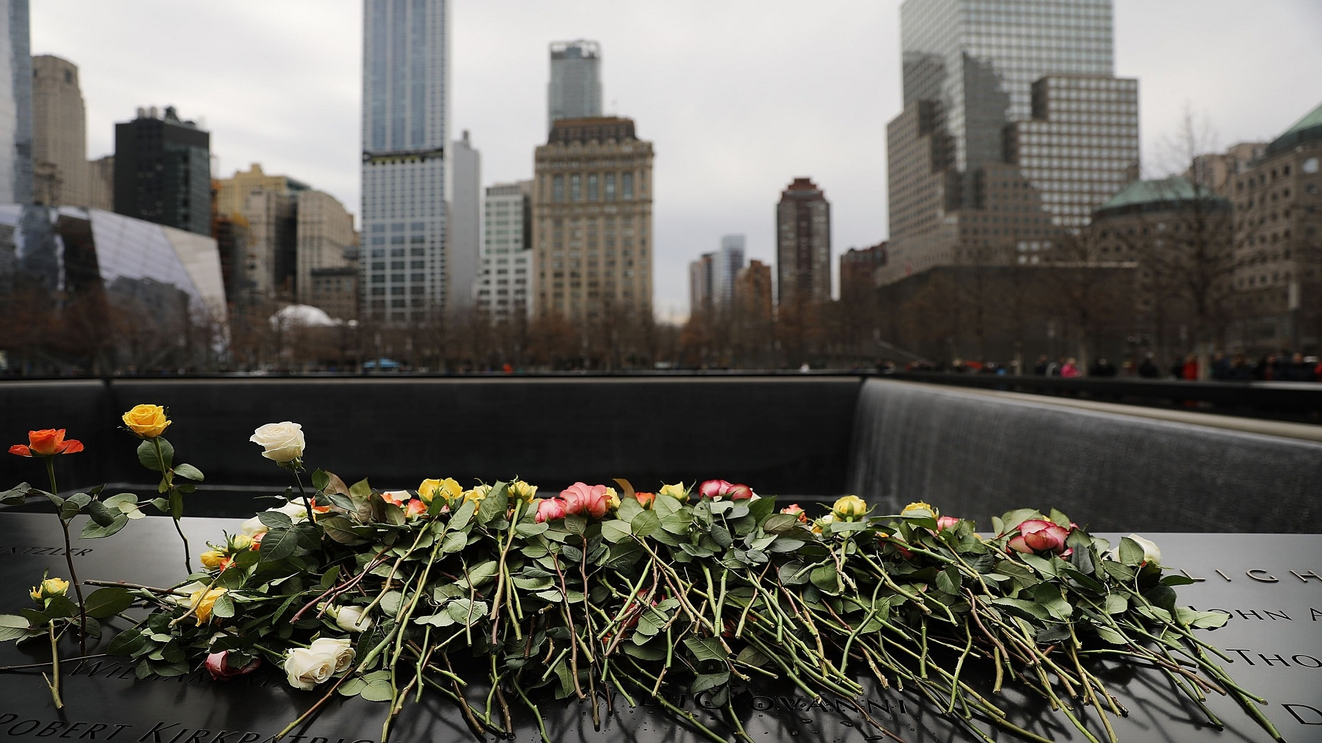 ضحايا هجمات 11 سبتمبر