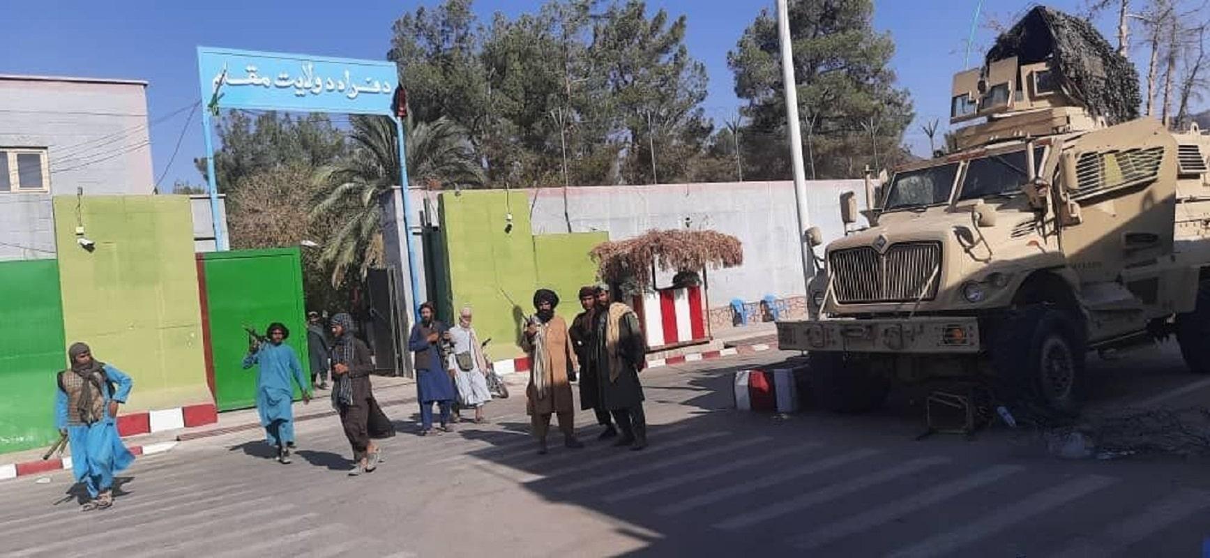 طالبان تسيطر على ولايات جديدة في أفغانستان
