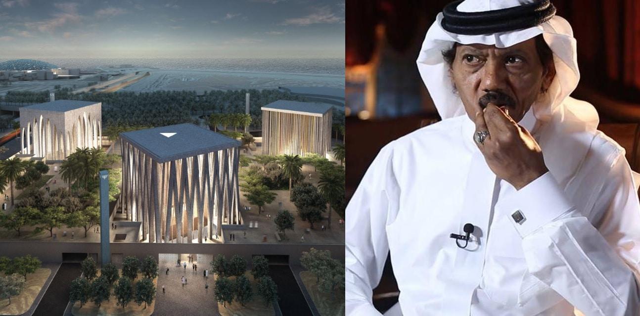 الكاتب السعودي عبده خال يتراجع عن تأييد مسار الديانات الإبراهيمية الذي تروج له الإمارات