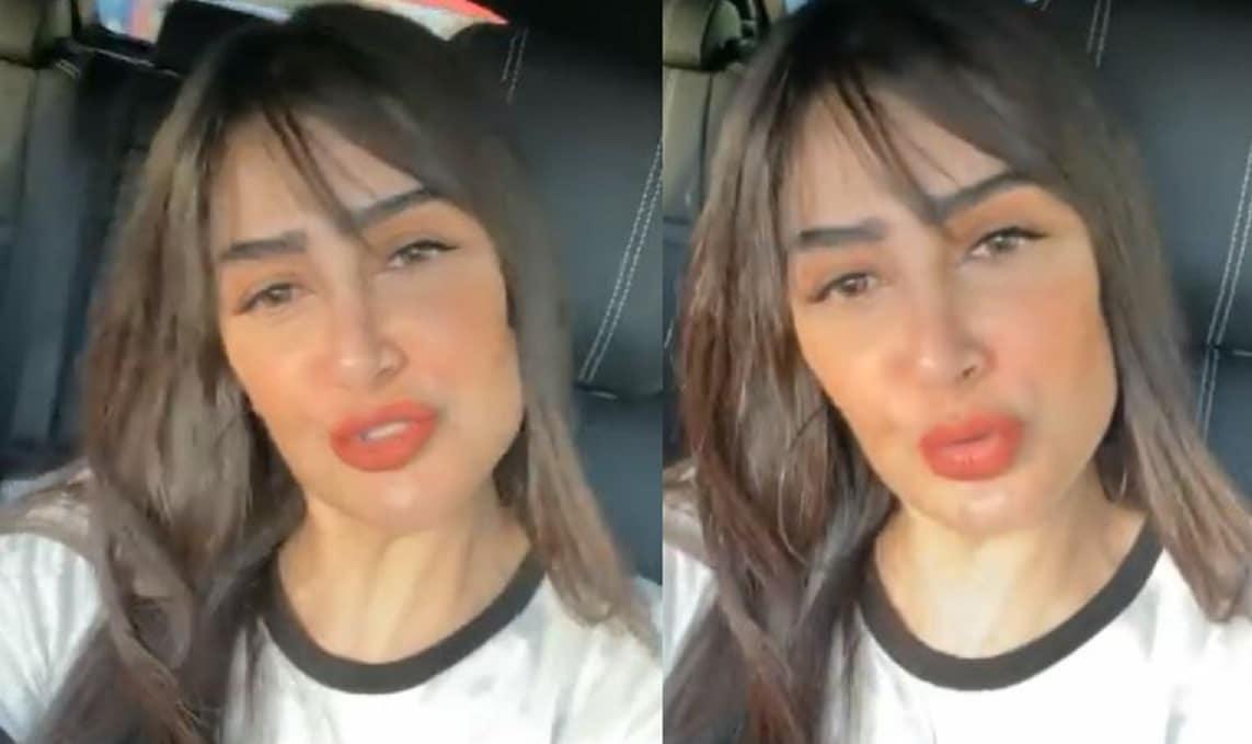 غادة عبدالرازق تنشر صورتها بعد الأعمال المنزلية