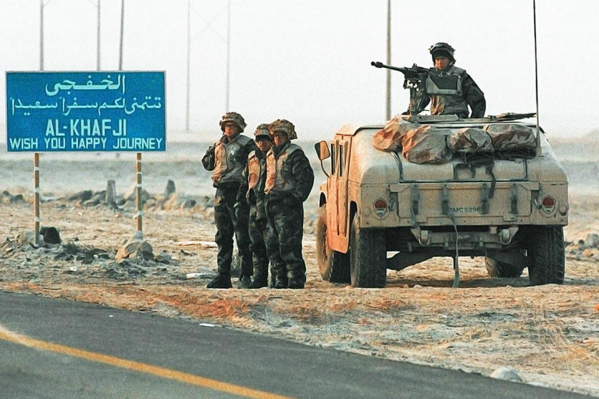 غزو الكويت غير وجه الخليج
