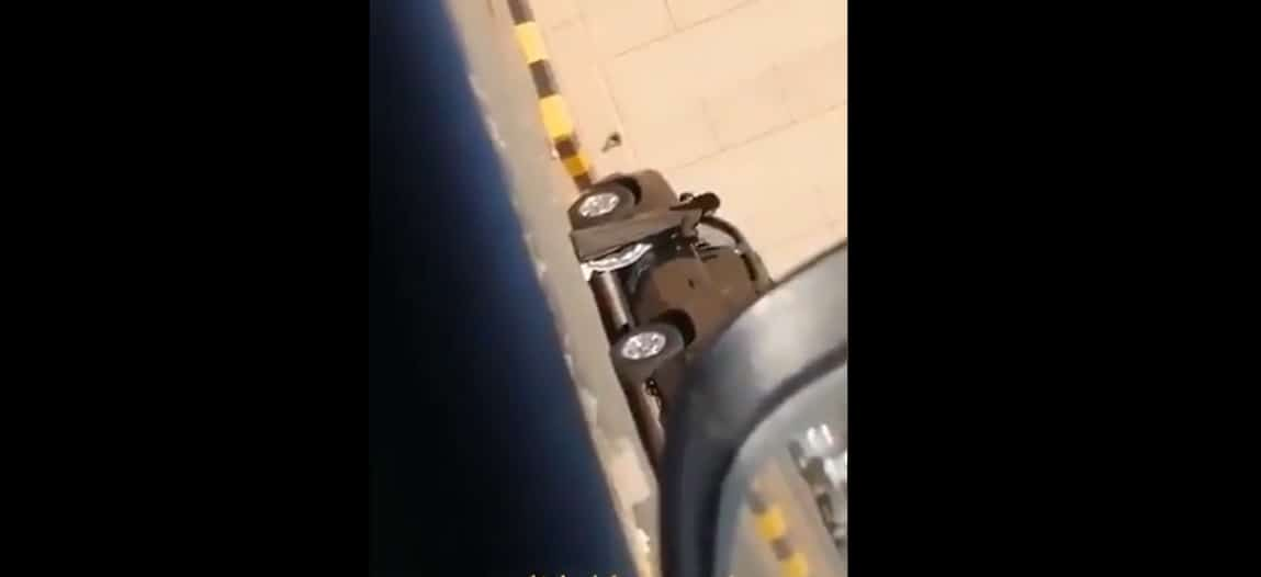 فعل فاضح في وضح النهار يفجر غضب السعوديين وأحدهم وثق ما حدث بالفيديو