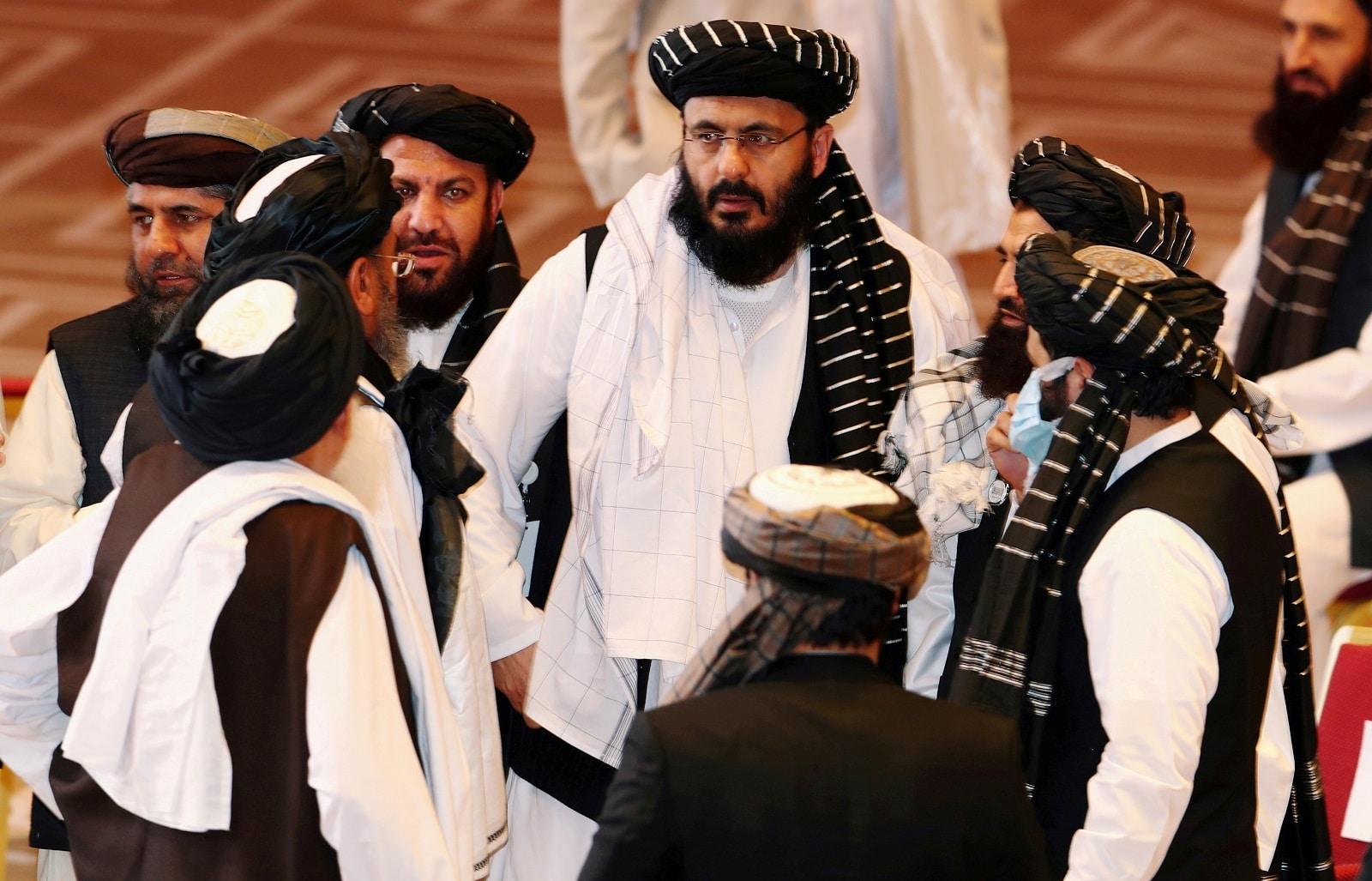 نظام المهداوي يتحدث عن طالبان