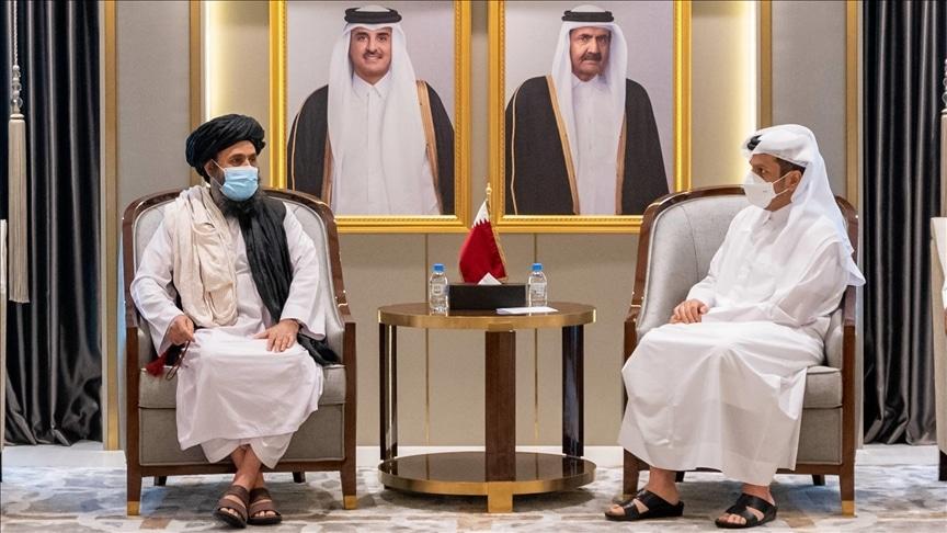قطر احتضنت مفاوضات سلام تاريخية في الدوحة بين الحكومة الأفغانية و حركة طالبان في سبتمبر 2020