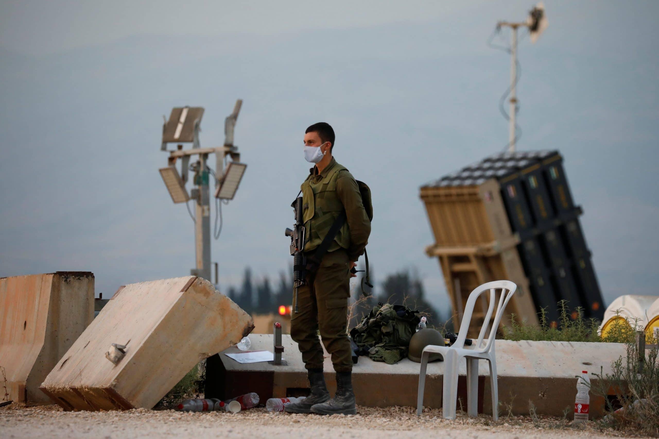 حزب الله يقصف إسرائيل بـ20 صاروخاً وصافرات الإنذار تدوي في مستوطنات الشمال (فيديو)