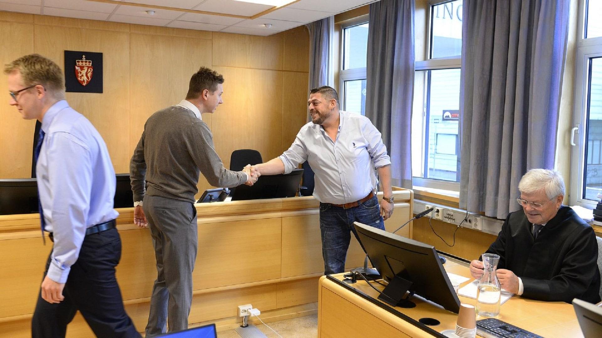 محكمة نرويجية ترفض استئناف لؤي ديب أحد رجال دحلان في أوروبا