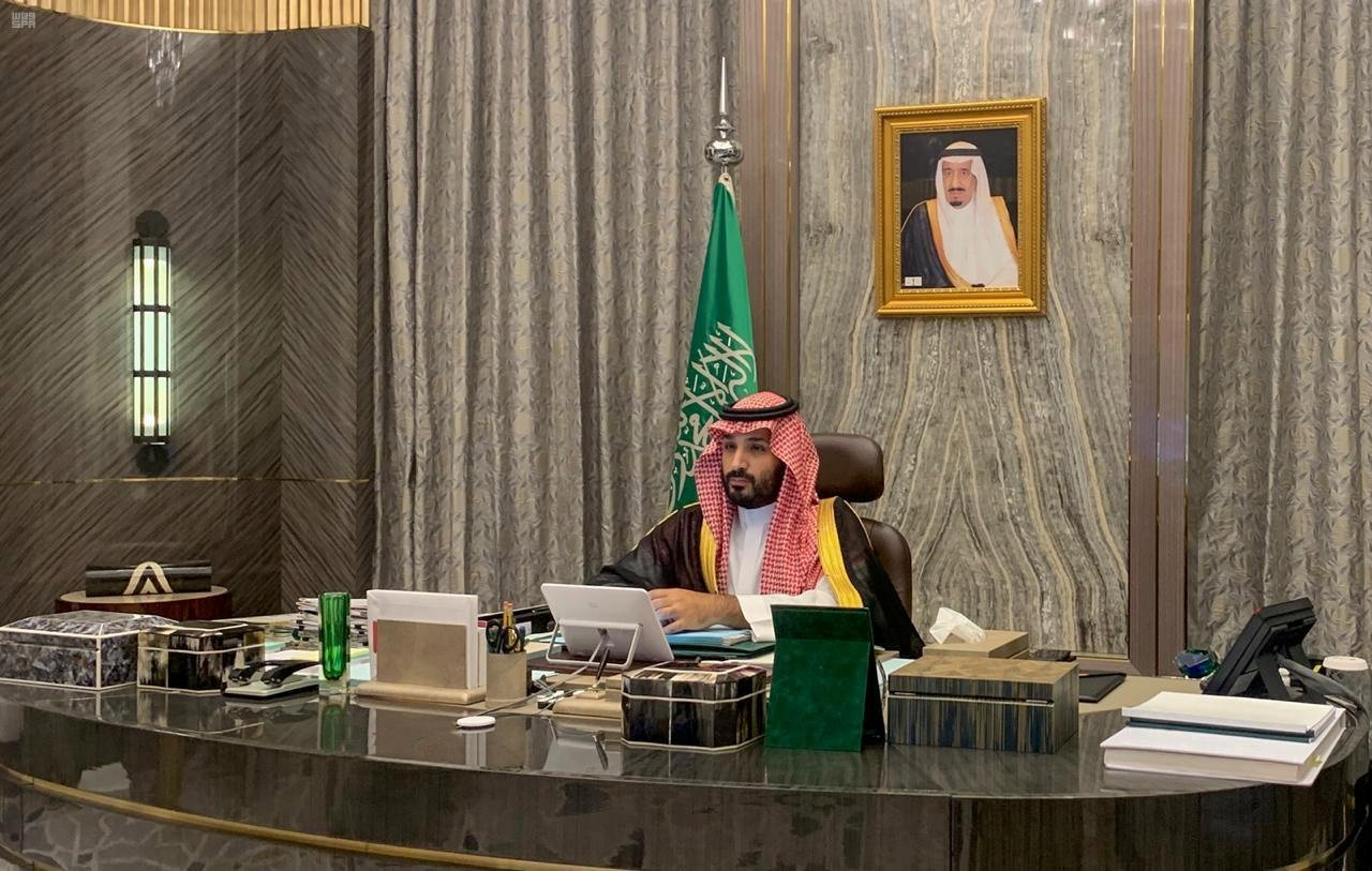 صحيفة: محمد بن زايد تجسس على محمد بن سلمان