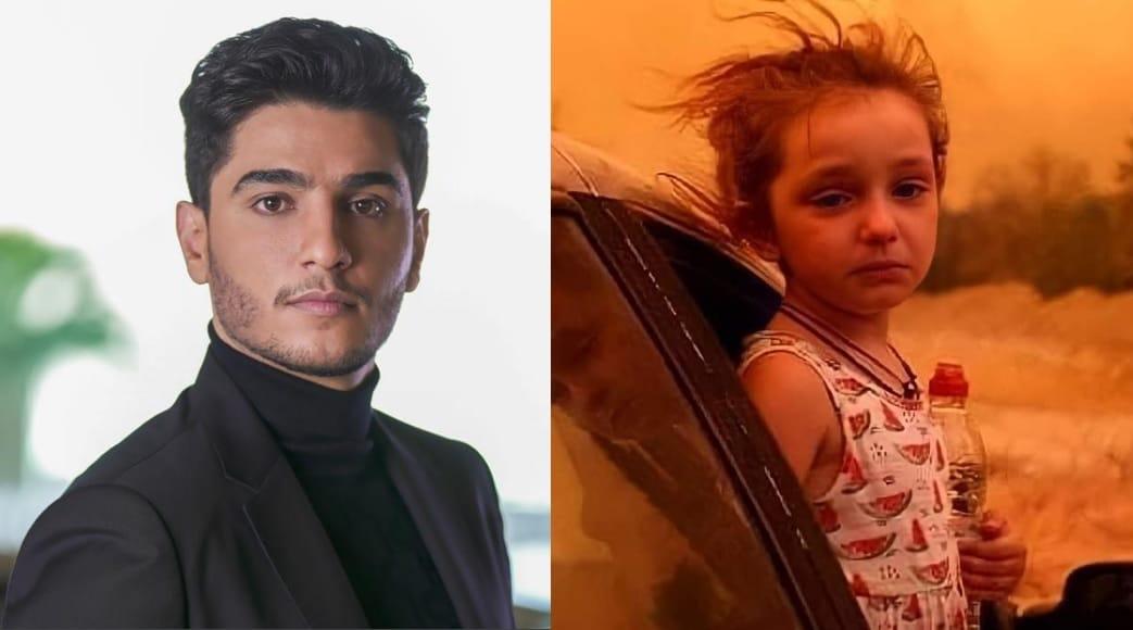 محمد عساف يتضامن مع الجزائر في مأساتها وهذا ما قاله