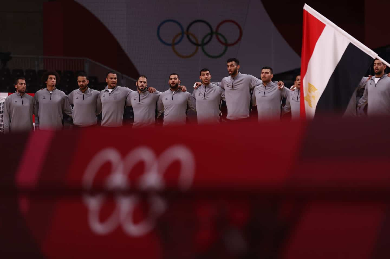 مباراة منتخب مصر وفرنسا في أولمبياد طوكيو