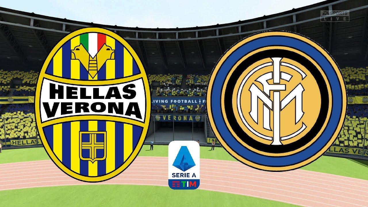 تعرف على موعد ومعلق مباراة إنتر ميلان وهيلاس فيرونا في الدوري الإيطالي