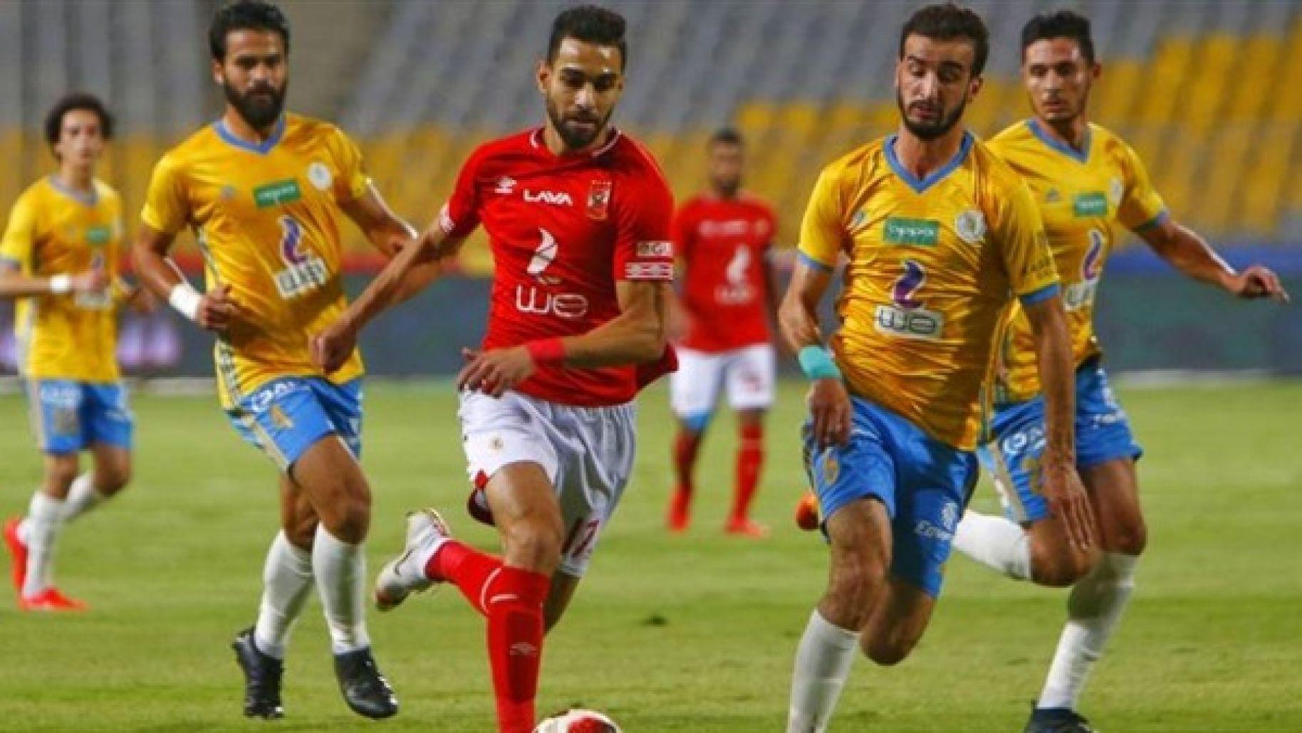 موعد مباراة الأهلي ضد الإسماعيلي في قمة الدوري المصري والقنوات الناقلة