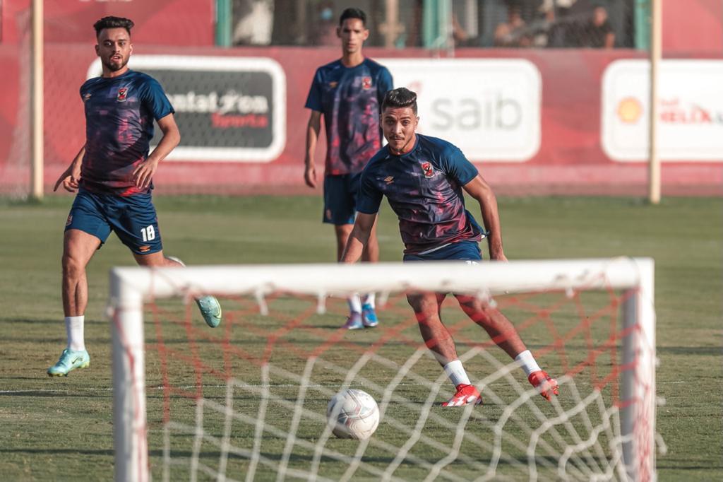 مباراة الأهلي والجونة في الدوري المصري
