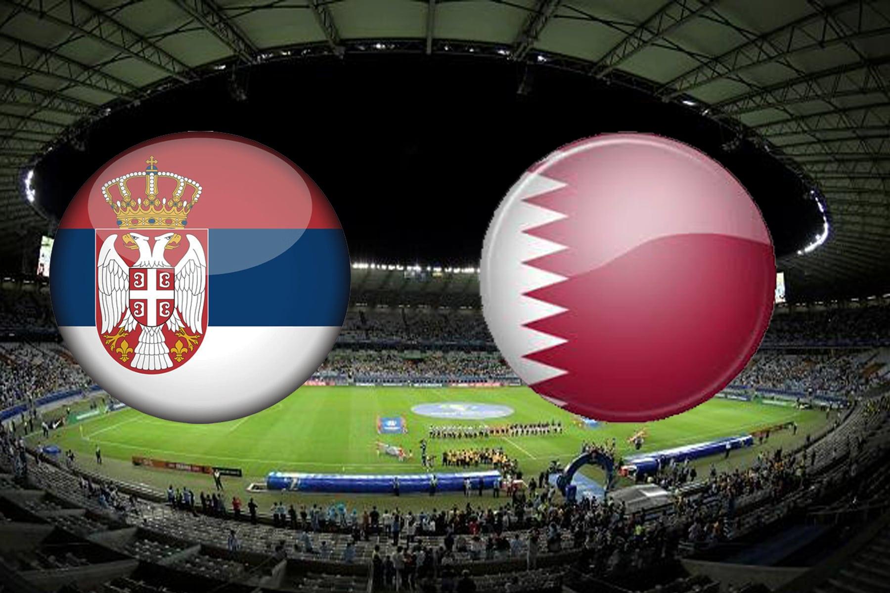 موعد ومعلق مباراة منتخب قطر وصربيا في تصفيات مونديال كأس العالم 2022