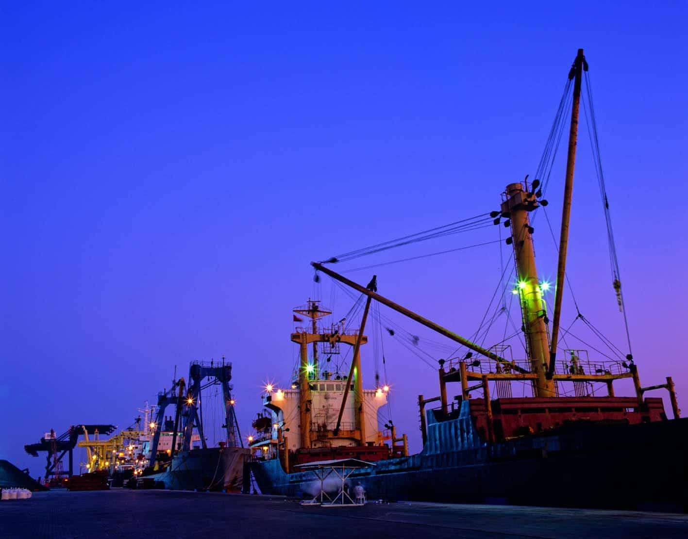 ميناء صحار