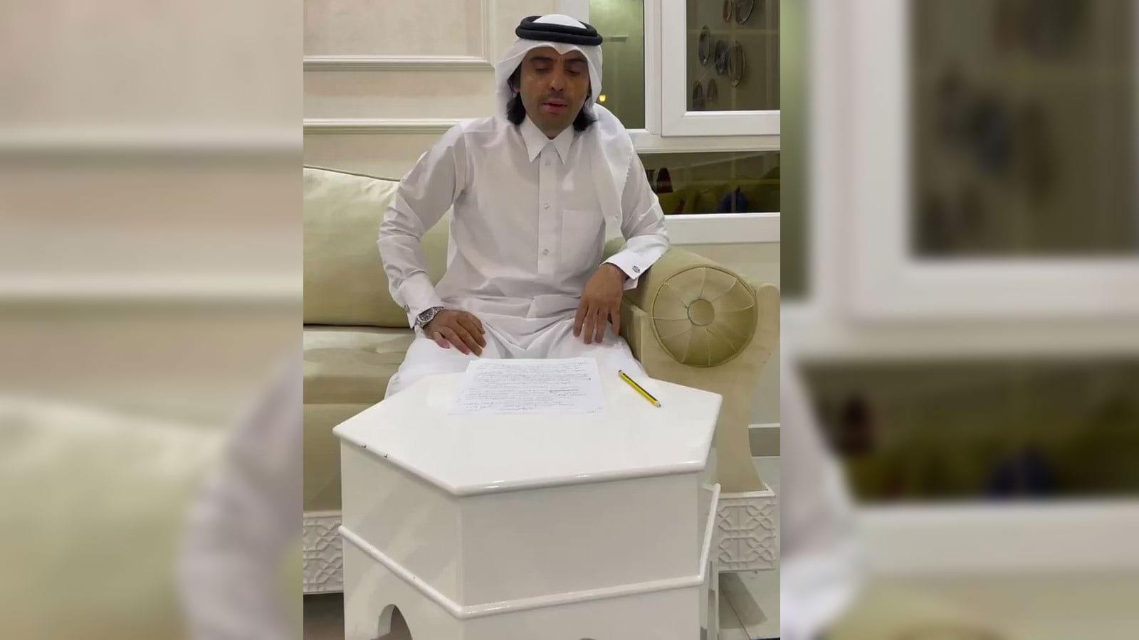 """شيخة قطرية تعلق على أزمة هزاع المري وانتخابات الشورى: """"نحن لسنا في غابة"""""""