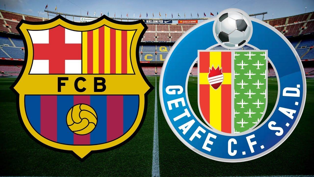موعد ومعلق مباراة برشلونة وخيتافي والقنوات الناقلة في الدوري الإسباني