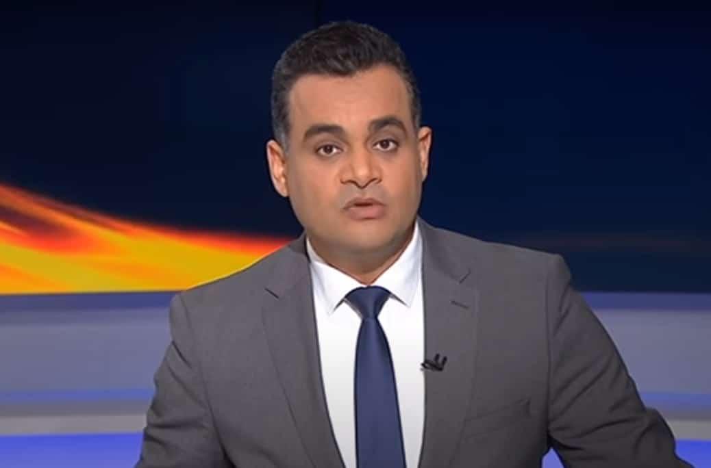 أحمد طه مذيع الجزيرة مباشر