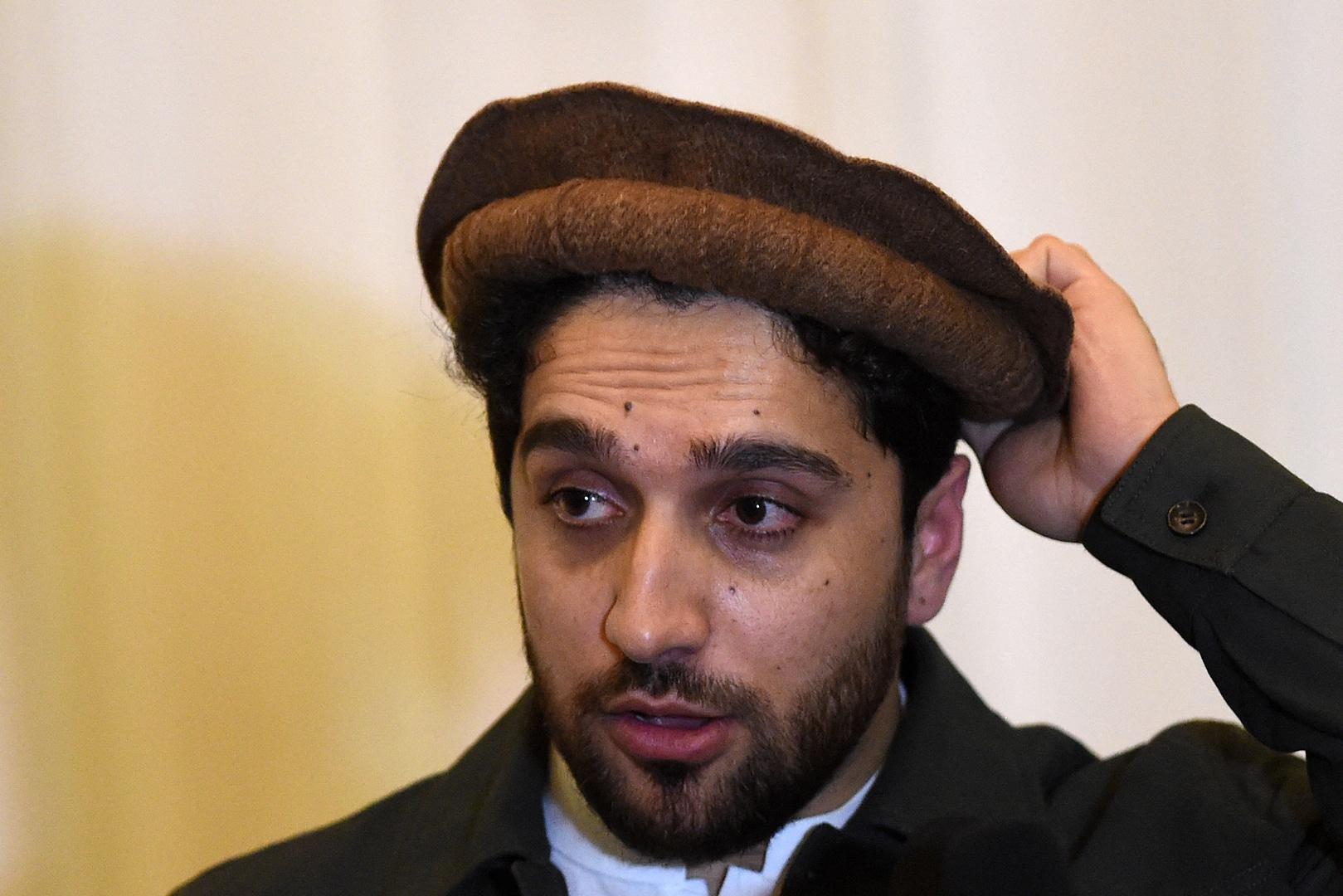 أحمد مسعود شاه