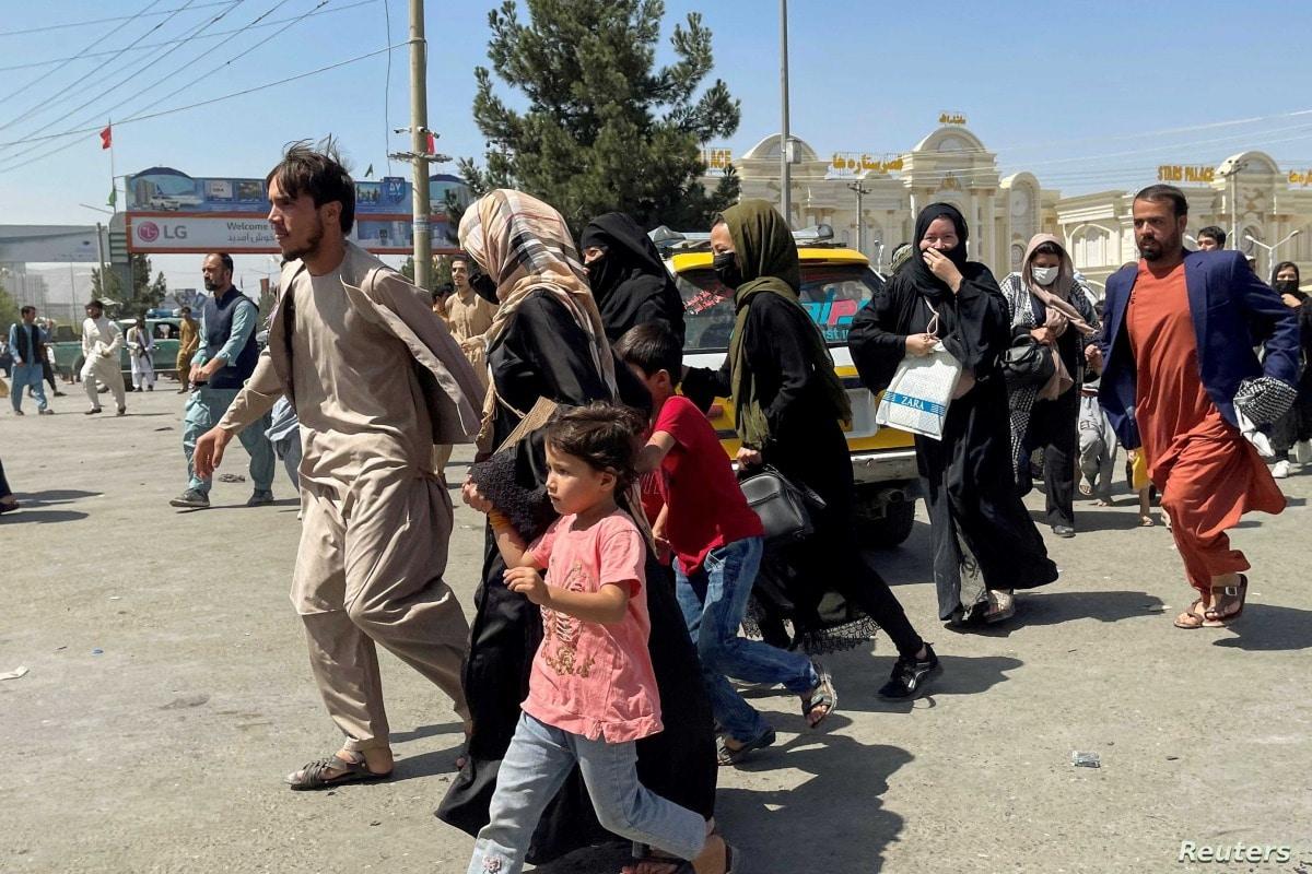 أزمة انسانية في أفغانستان