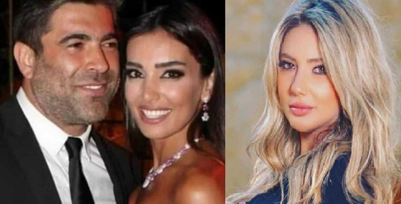 أنجيلا بشارة طليقة وائل كفوري تهاجم إعلامية لبنانية