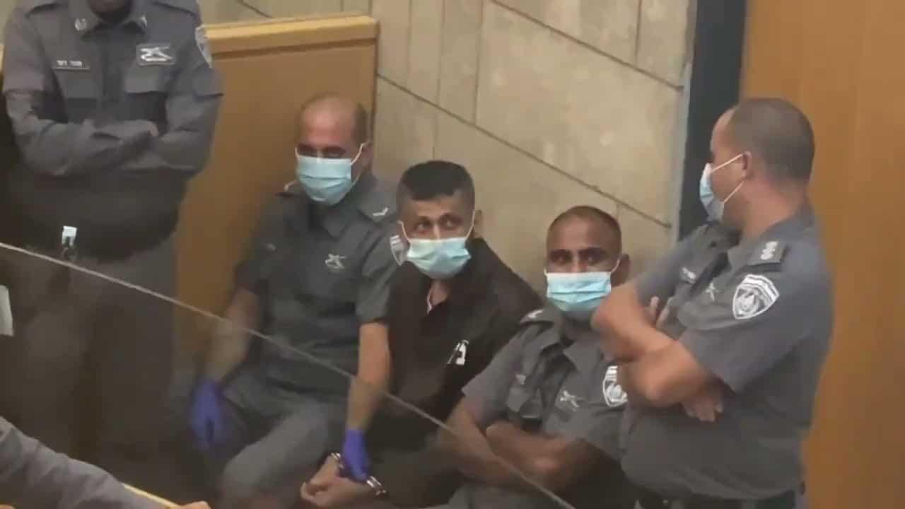 الأسير الفلسطيني محمد العارضة يكشف كواليس عملية نفق جلبوع من البداية إلى لحظة اعتقاله