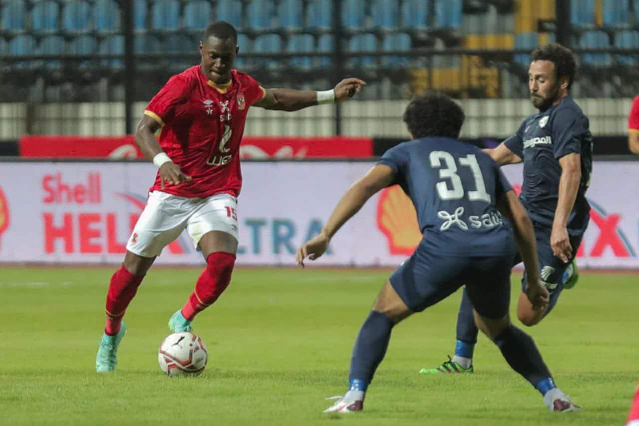 الأهلي يفوز بشق الأنفس على إنبي في منافسات كأس مصر (فيديو)