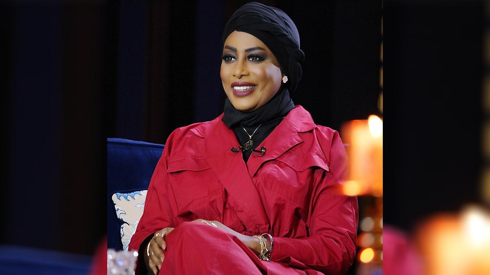 الإعلامية الكويتية إيمان نجم